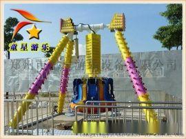 童星游乐 迷你小摆锤 广场新型游乐北京赛车 快乐梦想城