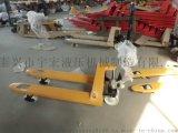易操作 高質量 1噸手動液壓搬運車/托盤車