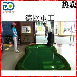 高尔夫模拟果岭 室内高尔夫人工果岭 耐踩耐磨具备良好的透水性