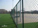 勾花围栏网、pvc养殖勾花网、墨绿菱形网
