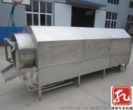 厂家生产 JLMS-3000滚筒式清洗机 果蔬中草药清洗机