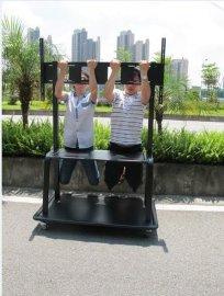 广州80寸液晶电视落地移动支架, 等离子电视移动支架
