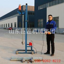 SJD-2B型龙门架式电动水井钻机可折叠式家用打井机小型民用钻井机