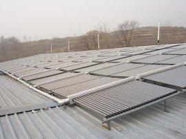 太阳能热水器工程设备,太阳能采暖设备