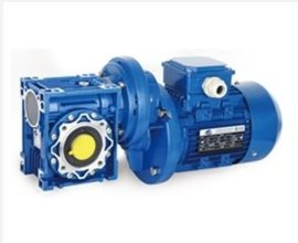 PC+NMRV+电机组合型蜗轮减速机