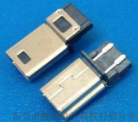 手机连接器 Micro 5P   短体   后二 二三短路(V3)