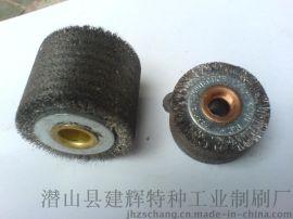 厂家供应529压片式钢丝刷