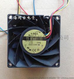 台湾协禧AS08048MB389B00ADDA直流散热风扇8038广播设备用大风量
