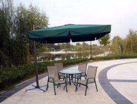太阳伞图片 昆明别墅花园伞 云南地州市庭院伞供应