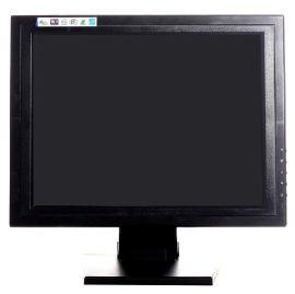 15寸觸摸液晶顯示器  電阻/電容式觸摸顯示器