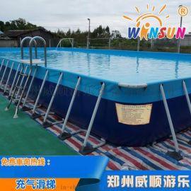 支架泳池大型支架泳池可定制厂家直销