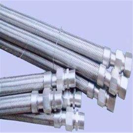 DN20不锈钢金属软管 衬四氟金属软管 型号齐全