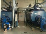 7.0WM10吨卧式燃气常压取暖热水锅炉