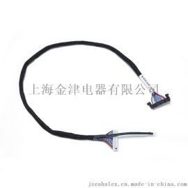 RF51P高清液晶屏线双8位 LVDS