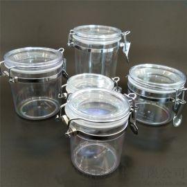 寵物食品包装高透明易扣罐
