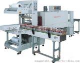 袖口式包装矿泉水热收缩包装机 半自动PE膜塑封机厂家制造直销