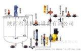 加藥裝置配件 脈衝阻尼器 Y型過濾器 安全閥 流量標定柱