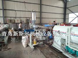 PE管材挤出设备,HDPE大口径供水管设备,HDPE大口径供水管挤出生产线,PE供水管挤出设备