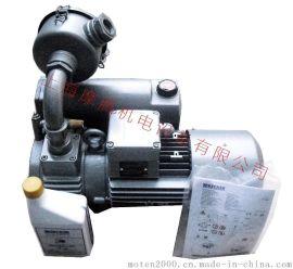 德国贝克油式旋片真空泵 U4.70-U4.100 -贝克-授权代理