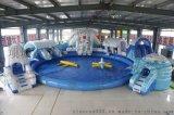 充气滑梯价格冰雪世界水上乐园儿童游乐园