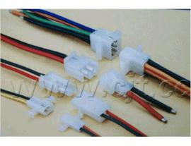 6.35mm间距防水连接器,CJT连接器完全兼容替代molex jst TE端子