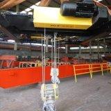 德魯克山東**商標歐式3t~6m單樑鋼絲繩電動葫蘆