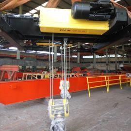 德鲁克山东**欧式3t~6m单梁钢丝绳电动葫芦