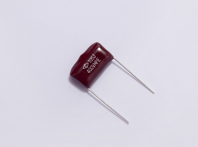 常捷金属化聚酯膜电容器 CL21