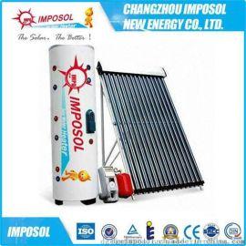 高效节能ISO9001认证分体式太阳能热水器