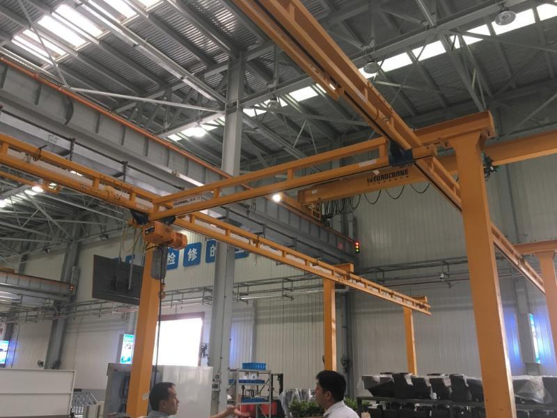 上海kbk起重机,单梁起重机,单梁电动悬挂起重机