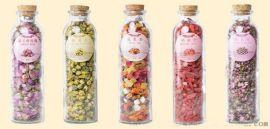 花茶玻璃瓶,茶葉罐,泡茶瓶
