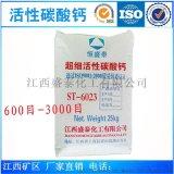 重质碳酸钙 活性碳酸钙 600目 超低吸油值 超细重钙粉