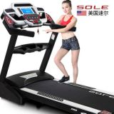 美国sole速尔F60PRO跑步机家用电动小型减肥可折叠静音健身器材