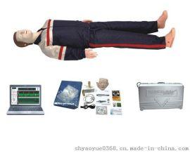 **心肺复苏模拟人(计算机控制)CPR训练人体模型