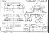 LVDS连接器 0.5间距卧式41P 51P 液晶屏接口连接器