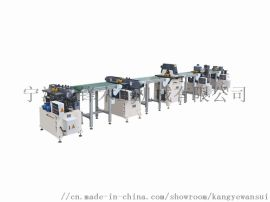 宁津威锋木工机械实木餐桌椅砂光  设备