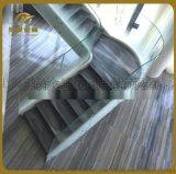 供应精致钢结构楼梯大型工程楼梯打造别墅楼梯精巧旋转楼梯