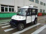 廣西電動四座封閉巡邏車,五座電動巡邏車