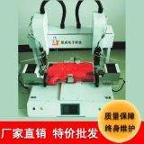 厂家直销坚成自动送螺丝机BES-804双电批双轨道多轴吹气式螺丝机