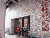 酒店餐厅顶棚铝单板-雨棚灰色铝单板-雨棚立柱包柱板