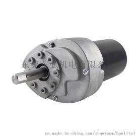 Honlite微型电机齿轮箱减速电机定制厂家