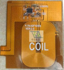 无线充电器天线