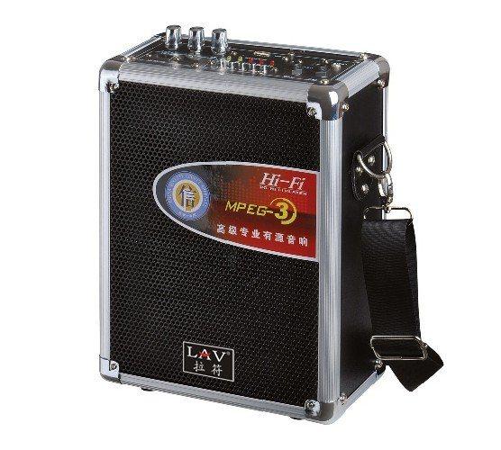 攜帶型教學無線擴音器(PT-H1)