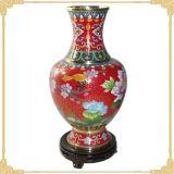 景泰蓝周期磊花瓶