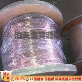 实在人供应铜覆钢圆钢实在货 铜包钢接地线厂家实在价