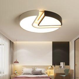 led吸頂燈圓形客廳燈