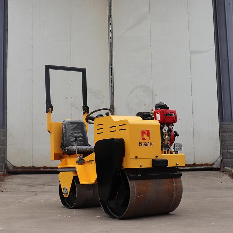 座驾式压路机 双轮震动压路机 中小型全液压压实机