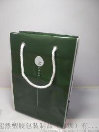 穿绳礼品袋/商超购物穿绳袋/礼盒包装穿绳袋
