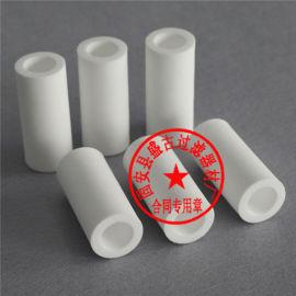 专业生产供应塑料PE滤芯 PP滤芯 烧结塑料过滤器