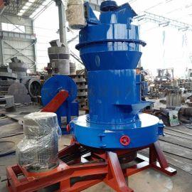 广西柳州200目雷蒙磨粉机重晶石粉碎生产线雷蒙机